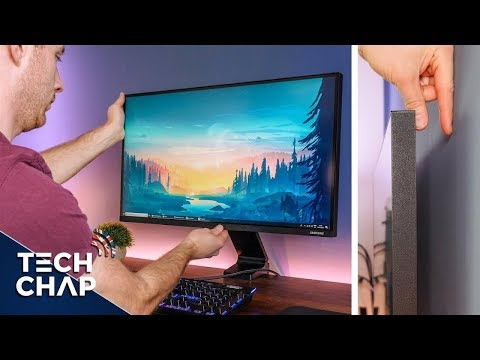 Samsung SPACE Monitor Review - Gimmick Or Game Changer? | The Tech Chap