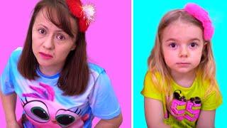 Copiii nu asculta de mama Istorioara amuzanta pentru copii
