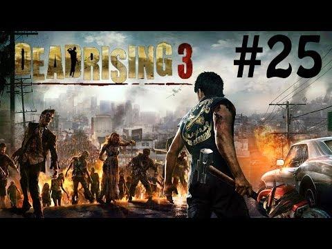 Dead Rising 3 Gameplay Walkthrough - Chapter 5 - Part 25 - PSYCHOPATH JHERII (XBOX ONE)