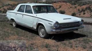 1964 Dodge Dart For Sale w/ parts car,  $1000