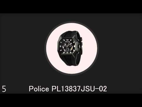 Køb Police ure fra autoriseret dansk forhandler