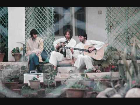 The Beatles, Singing a Medley in India