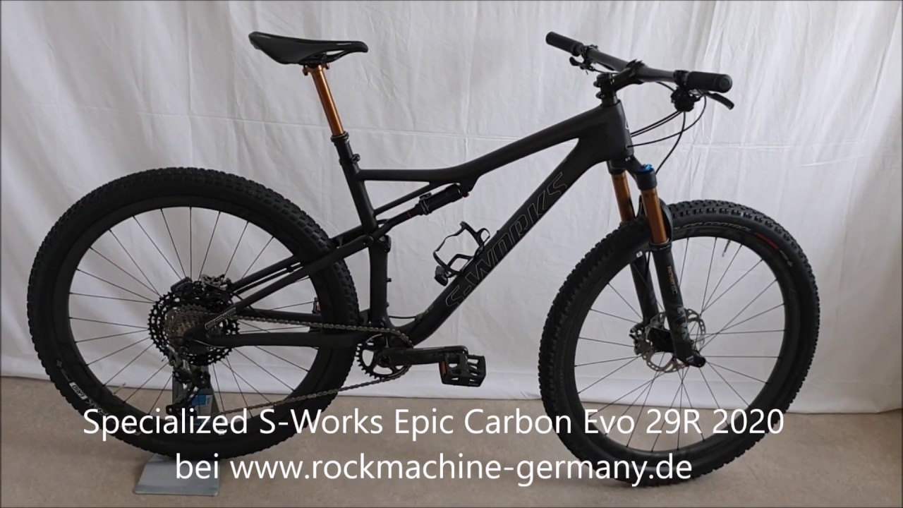 S Works Epic Carbon 29 Xtr – name