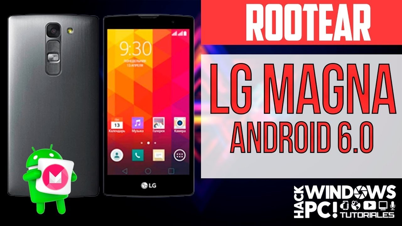 HOW TO ROOT LG MAGNA H502F ANDROID 60 BY FLASH TOOL
