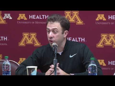Coach Pitino Previews Illinois