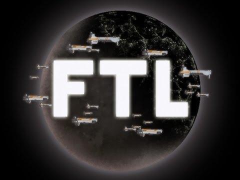 Let's Play FTL - 01 (FTL FTW, THEN FTL AGAIN)