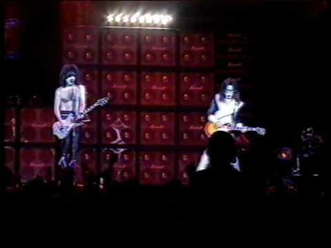 Kiss - TV Report Stockholm 96.12.06 TV4