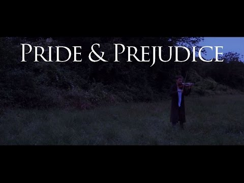 Liz on Top of the World - Pride & Prejudice 2005 cover - Piano & Violin