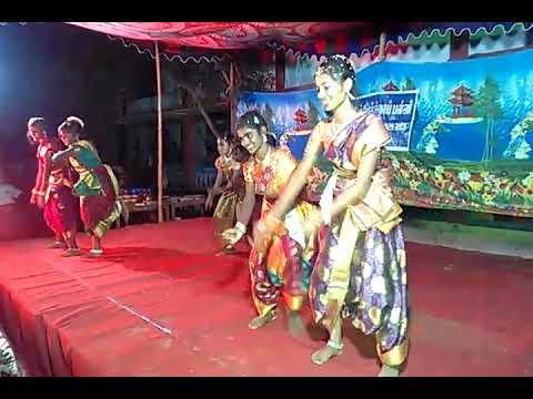 Govindapuram school annual day 2017 Ringa ringa dance