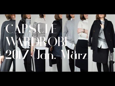 Capsule wardrobe 2017 mein minimalistischer kleiderschrank for Minimalistischer kleiderschrank
