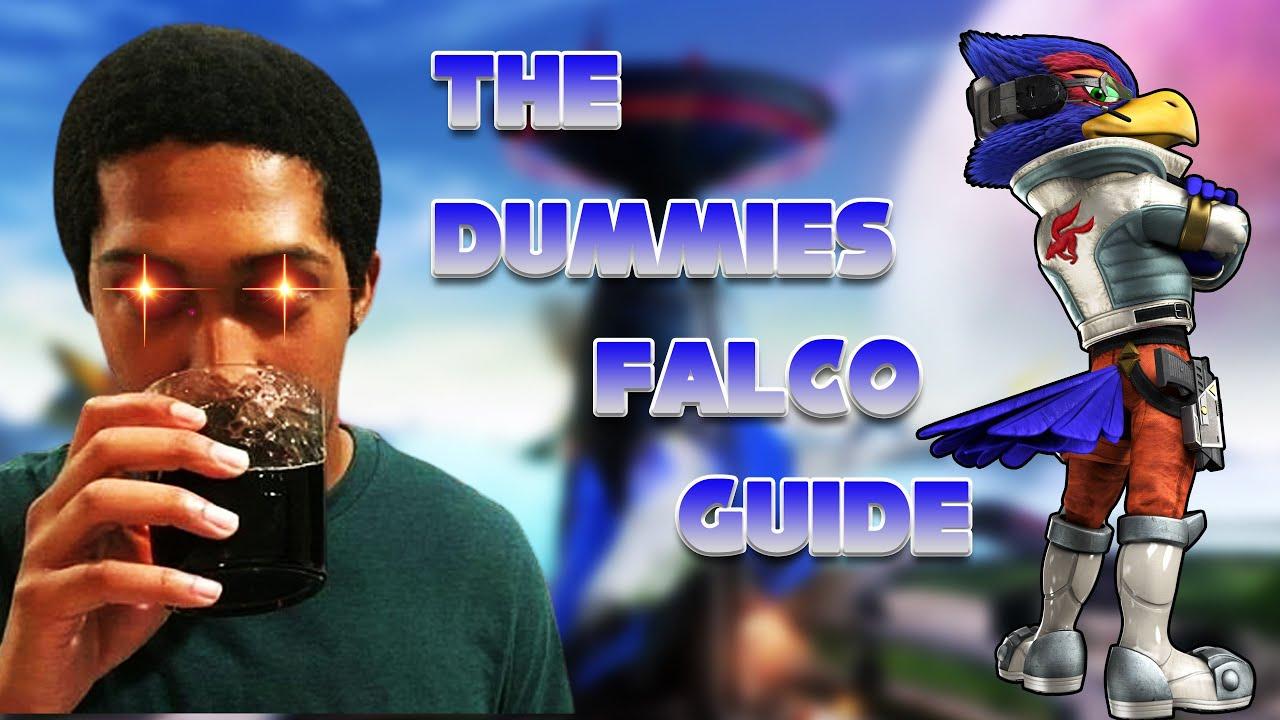 The Falco Blueprint: Smash Ultimate | MoS Swigs
