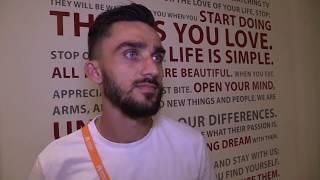 Mistrzostwa Europy w lekkoatletyce Berlin 2018 - Adam Kszczot przed zawodami