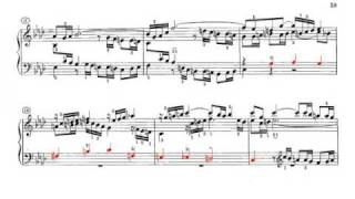 Bach: WTC1 No. 12 in f minor BWV 857, (Richter)