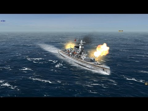 Atlantic Fleet: Battle of the River Plate