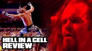Going In Raw Reviews: IN YOUR HOUSE BADD BLOOD 1997 (First Hell in a Cell!)