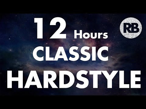 12 Hours Of Hardstyle - Longest Hardstyle Mix (Relentless Bass)