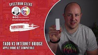 Tado Internet Bridge v3 Install and Review