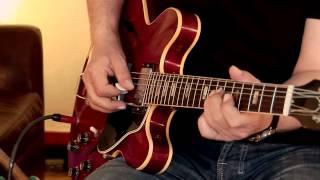 1965 Gibson ES-335 cherry, Part3