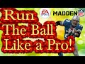 Madden 15 Tips: How to Run the Ball | Numbers, Angles, Leverage