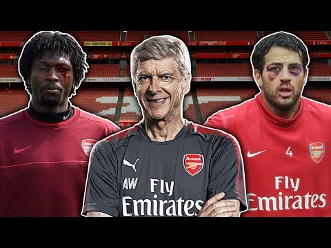 10 Players Who HATE Arsene Wenger!