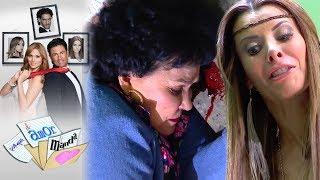 Porque el amor manda - Capítulo 75: Chatita sufre un terrible accidente | Tlnovelas