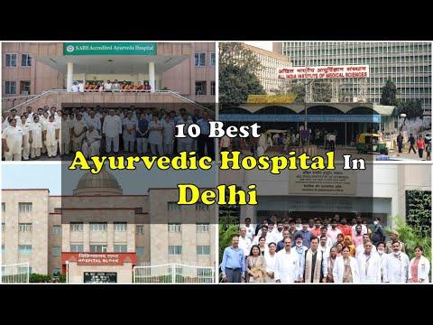 10 Best Ayurvedic Hospital In Delhi