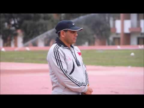 """extrait """"Cap radio""""- émission """"CAP SPORT"""" Nabil Ménian 02 novembre 2013 vidéo"""