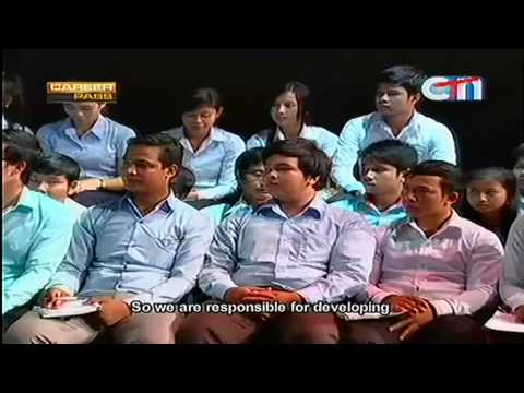 Career Pass on CTN on 28 Sep 2013 Part 1