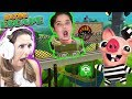 BACON ESCAPE Video Game App Play with HobbyKidsGaming