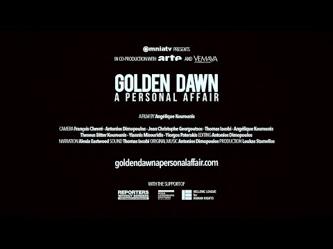 Golden Dawn: A Personal Affair   First Trailer