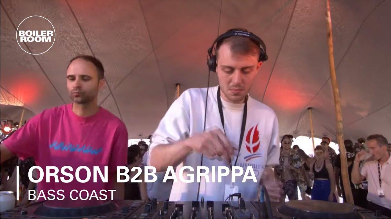 Version: Orson B2B Agrippa | Boiler Room x Bass Coast Festival