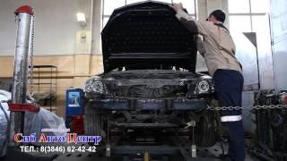 Лазерное сканирование геометрии кузова автомобиля СибАвтоЦентр Прокопьевск(, 2013-12-13T18:25:20.000Z)