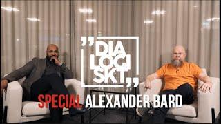 "DLGSKT Special, Alexander Bard, ""BLM är kontroversiellt!"""