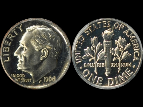 Those Cheap 1968 US Proof Sets May Hold A $30,000 Coin!  What's The Big Secret??