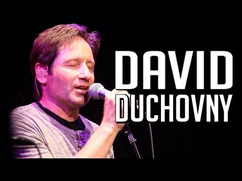 "David Duchovny - ""Hell or High Water"" - Live at The Red Room @ Cafe 939"