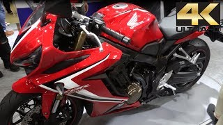 NEW Honda CBR 650R 2019 - Review 2019 Honda CBR650R - 新型ホンダCBR650R 2019年モデル