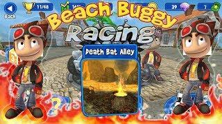 Beach Buggy Racing:Death Bat Alley
