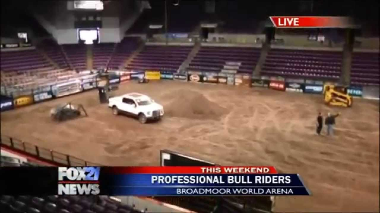 Pbr At The Broadmoor World Arena How They Do It