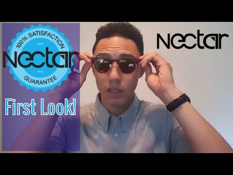 Nectar Sunglasses Review - First Look