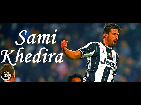 Sami Khedira 2016/17 - Goals & Skills