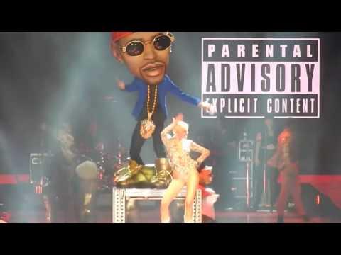 Miley Cyrus   Love Money Party   Live Frankfurt