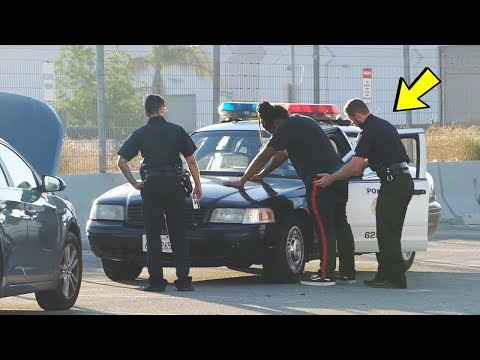 😱 Cop Prank Gone Too Far! 😲