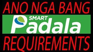 Application Requirements - Smart Padala - VLOG #10