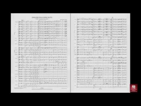 English Folk Song Suite by Ralph Vaughan Williams