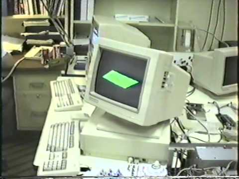 Tour of Commodore Canada HQ 1991