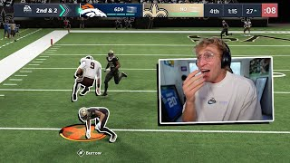 Our New QB is RECKLESS..! Wheel of MUT! Ep. #61