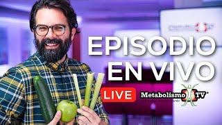 Receta Jugo Verde De MetabolismoTV | Celebrando 4 Millones de Suscriptores