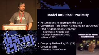 Defcon 21 - Defending Networks with Incomplete Information: A Machine Learning Approach