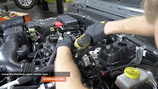 homepage tile video photo for 2018+ Jeep Wrangler JL 2.0L Coolant Hose Kit Installation Guide by Mishimoto