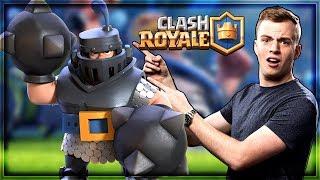 MEGA KNIGHT + ROYAL GIANT = GG | Clash Royale